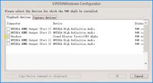 viper-configurator